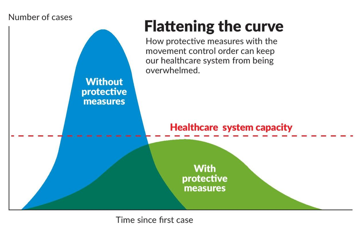 Covid-19: What does 'flattening the curve' mean? | The Star Online