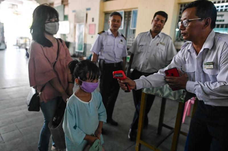 Myanmar suspends sending migrant workers abroad over Covid-19 fear ...