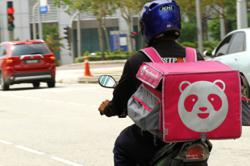 Sanitisation of food delivery bags now in question