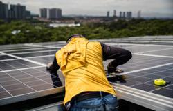 Here comes the sun: Taking the temperature of the Malaysian solar power industry