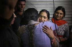 Four men executed in India for 2012 Delhi gang rape and murder