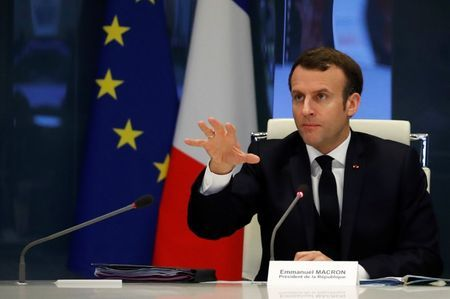 Macron S Popularity Jumps As French Approve Of Coronavirus Response The Star