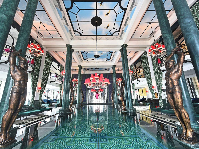 Hôtel de la Coupole, Vietnam