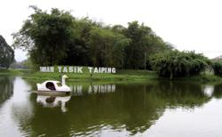 Virus, be gone: Taiping council disinfects Lake Gardens