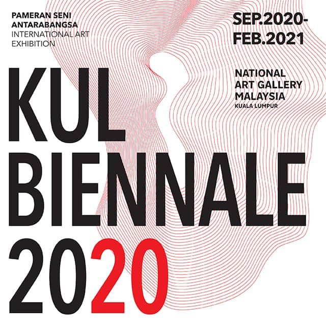 A poster of the KL Biennale 2020.