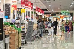 Shopping centres up measures during restriction order