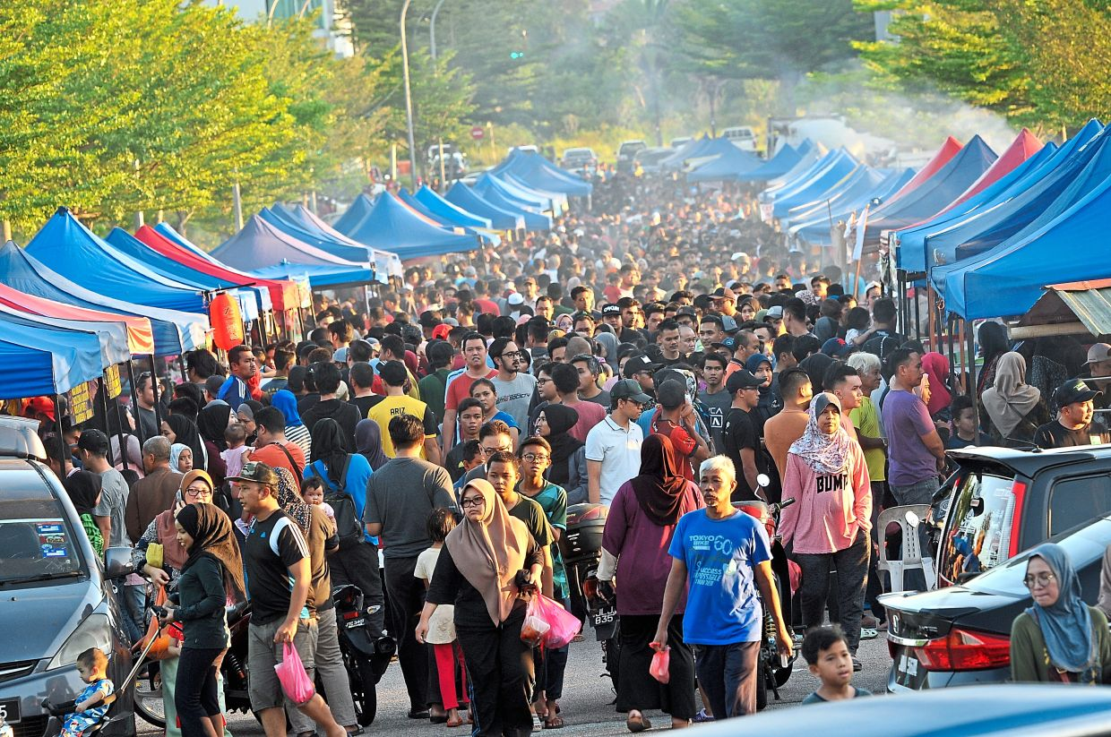 Call to cancel Ramadan bazaars to stop spread | The Star Online