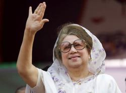 Bangladesh's opposition leader Khaleda Zia to be freed from jail - minister