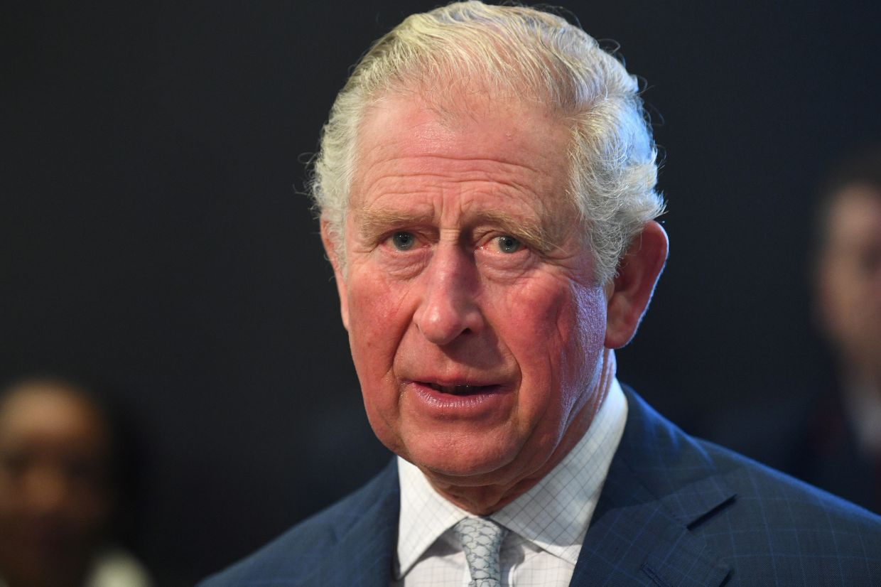 Britain's Prince Charles tests positive for Covid-19 (updated) | The Star Online