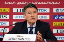 Coe suggests world athletics championships could slip to 2022