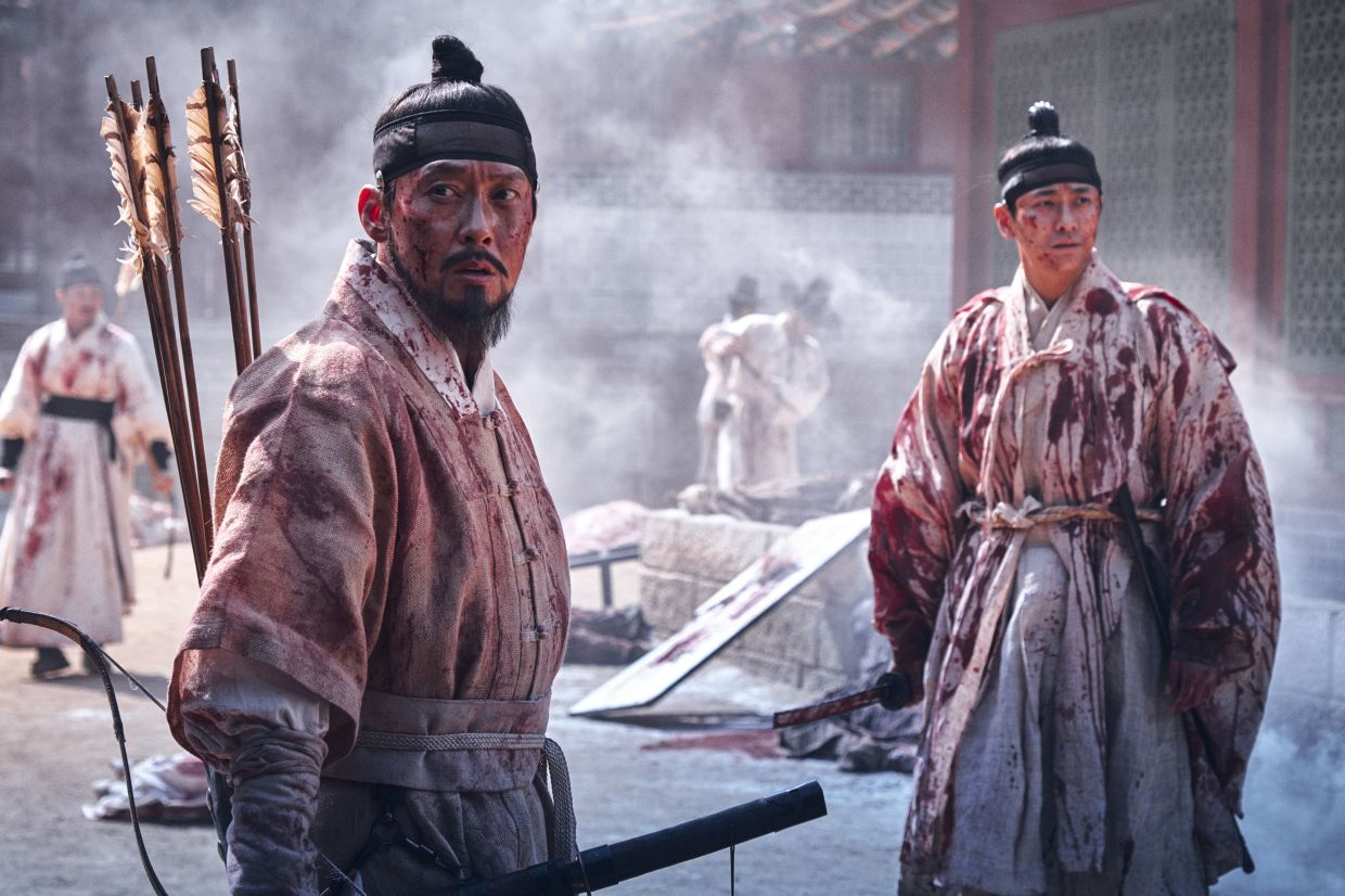 Kingdom is a zombie-apocalypse epic that is based on a comic series written by screenwriter Kim Eun-hee. - Netflix