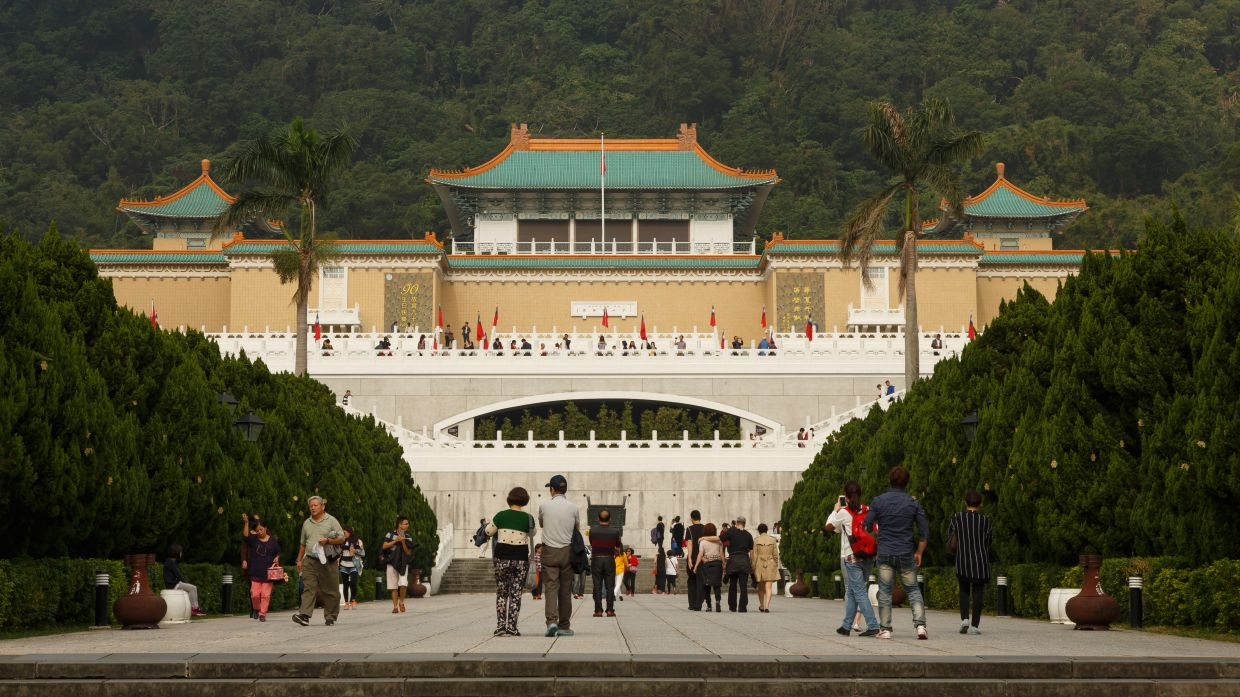 Taipei's National Palace Museum houses nearly 700,00 ancient Chinese imperial artefacts and artworks. -  Wikimedia Commons