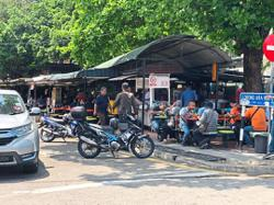 Lucky Garden stalls should be relocated, not upgraded