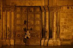 Jerusalem's Church of the Holy Sepulchre closed due to coronavirus