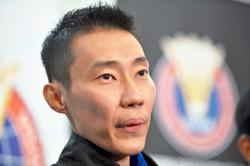 Chong Wei urges our athletes to stay in shape