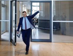 Germany still in calm before coronavirus storm - health minister