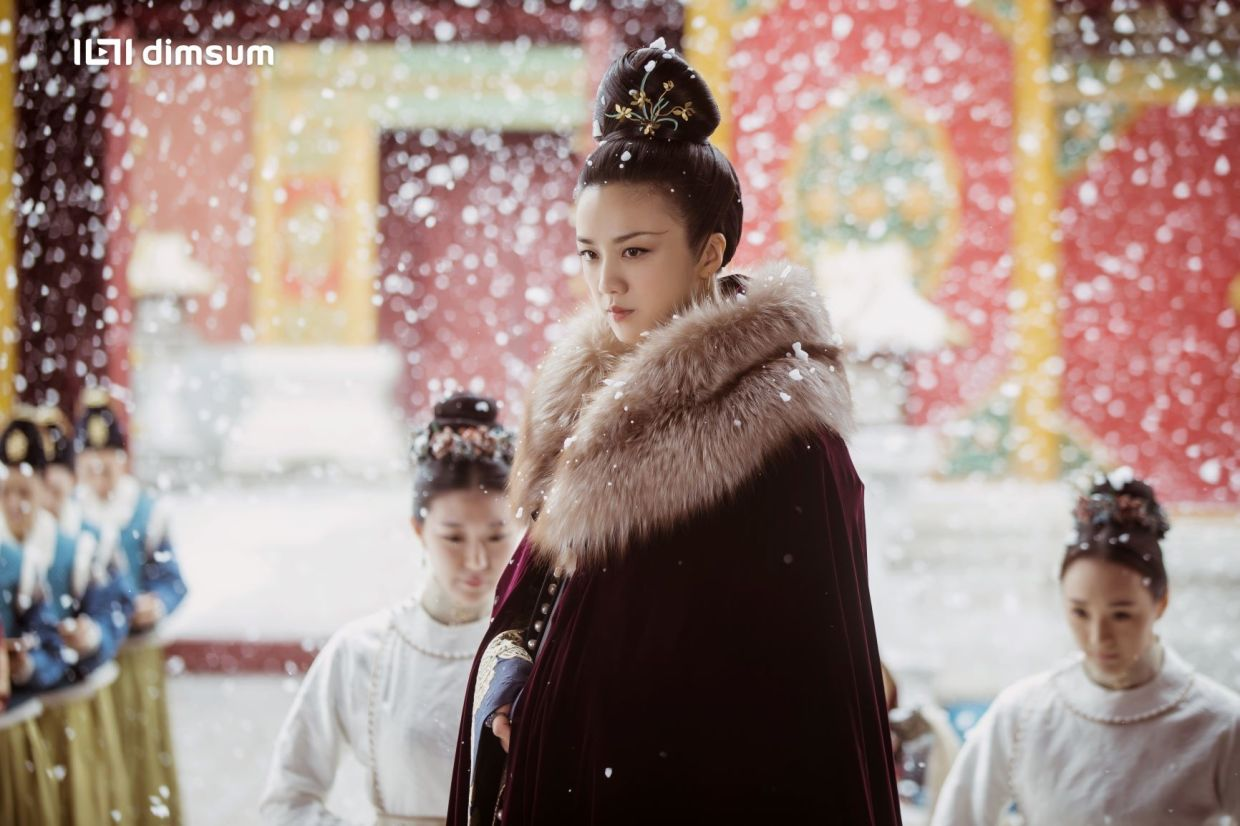 Tang Wei as Empress Sun in Ming Dynasty