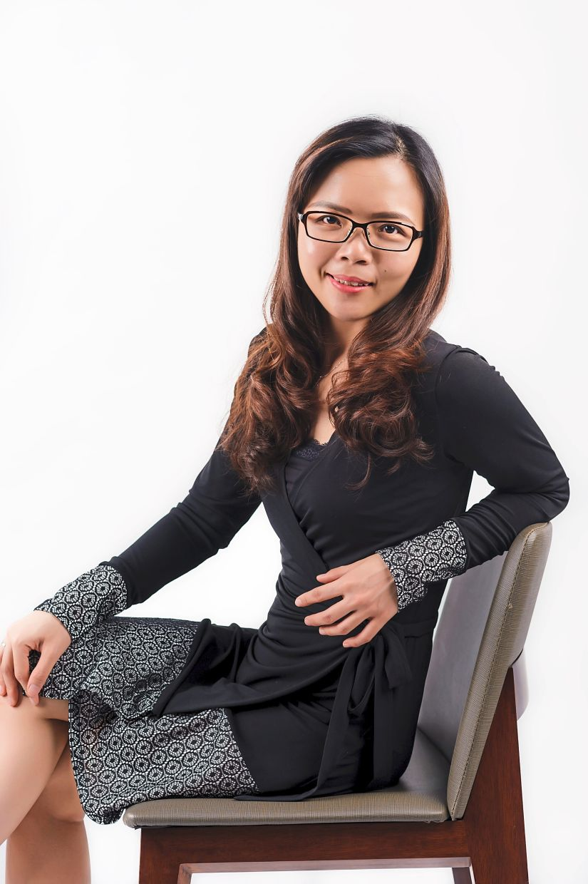 The thought of infection terrifies Dr Chuon, but she knows it comes with the job as doctor. — Dr YVONNE CHUON