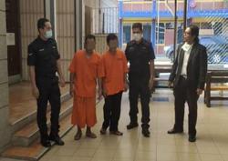 MCO violation: Sundry shop owner, customer arrested