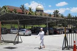 Major disinfection exercise at Sri Petaling mosque vicinity on Saturday (March 28)
