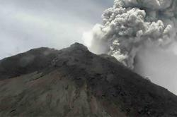 Indonesia's Mt Merapi spews massive ash cloud
