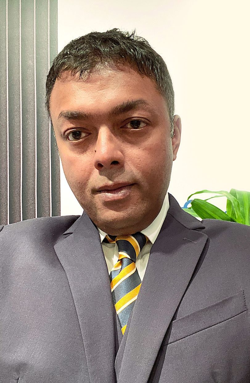 Abethan says although deliveries and takeaways are not sustainable business models, they help minimise losses for now. — The Cinnamon Group