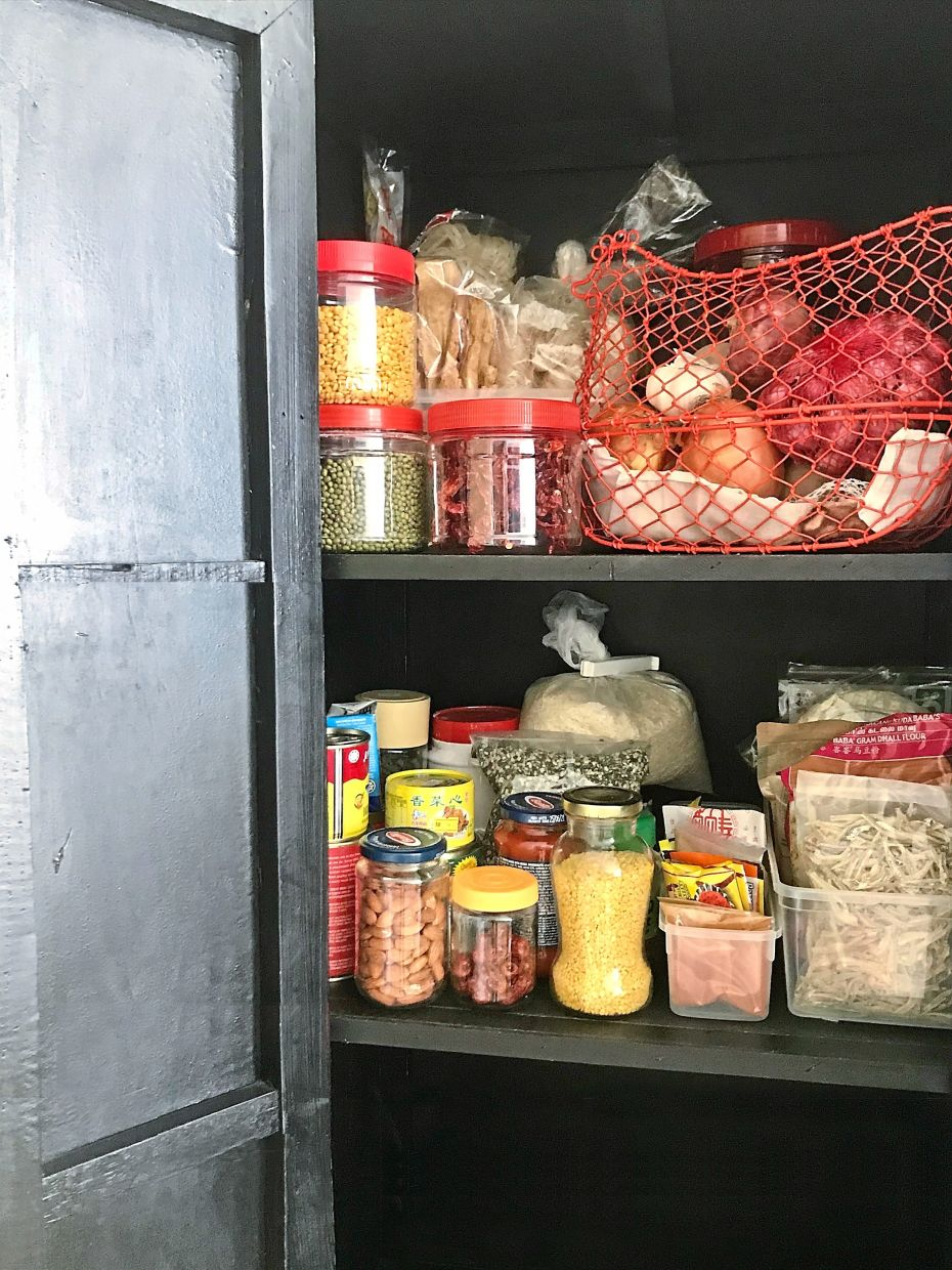 Pantry essentials can be used to produce creative meals. - IVY SOON/The Star