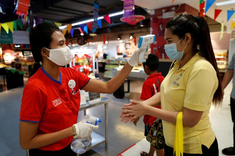 It getting worse for Thailand after it reports 136 new Covid - 19 cases