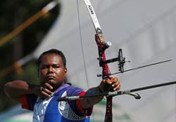 Archer to regroup in bid to make third Olympics stint
