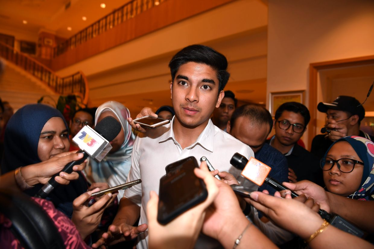 Six called up over missing RM250k reported by Syed Saddiq