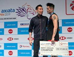 Chong Wei, a man denied by error in era