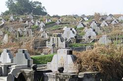 Chinese cemeteries to bar Qing Ming visitors