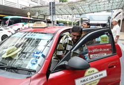 Taxis and e-hailing vehicles to operate from 6am to 10pm