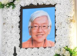 Tok Mat pays tribute to civil society advocate Martin Khor