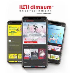 Subscriber surge for dimsum entertainment