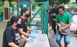 Soup kitchens adapt to new SOP