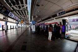 Thai train operators adjust service hours as curfew takes effect