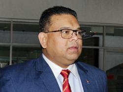 Lokman's appeal rescheduled to May 13
