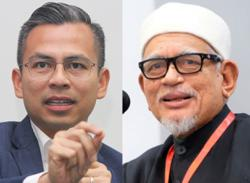 Fahmi questions Hadi's appointment as special envoy, asks Tuan Ibrahim for his views
