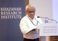 Nungsari Ahmad resigns as Khazanah Research Institute chairman