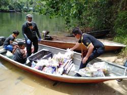 Perak govt sends food boxes to Orang Asli in 10 villages