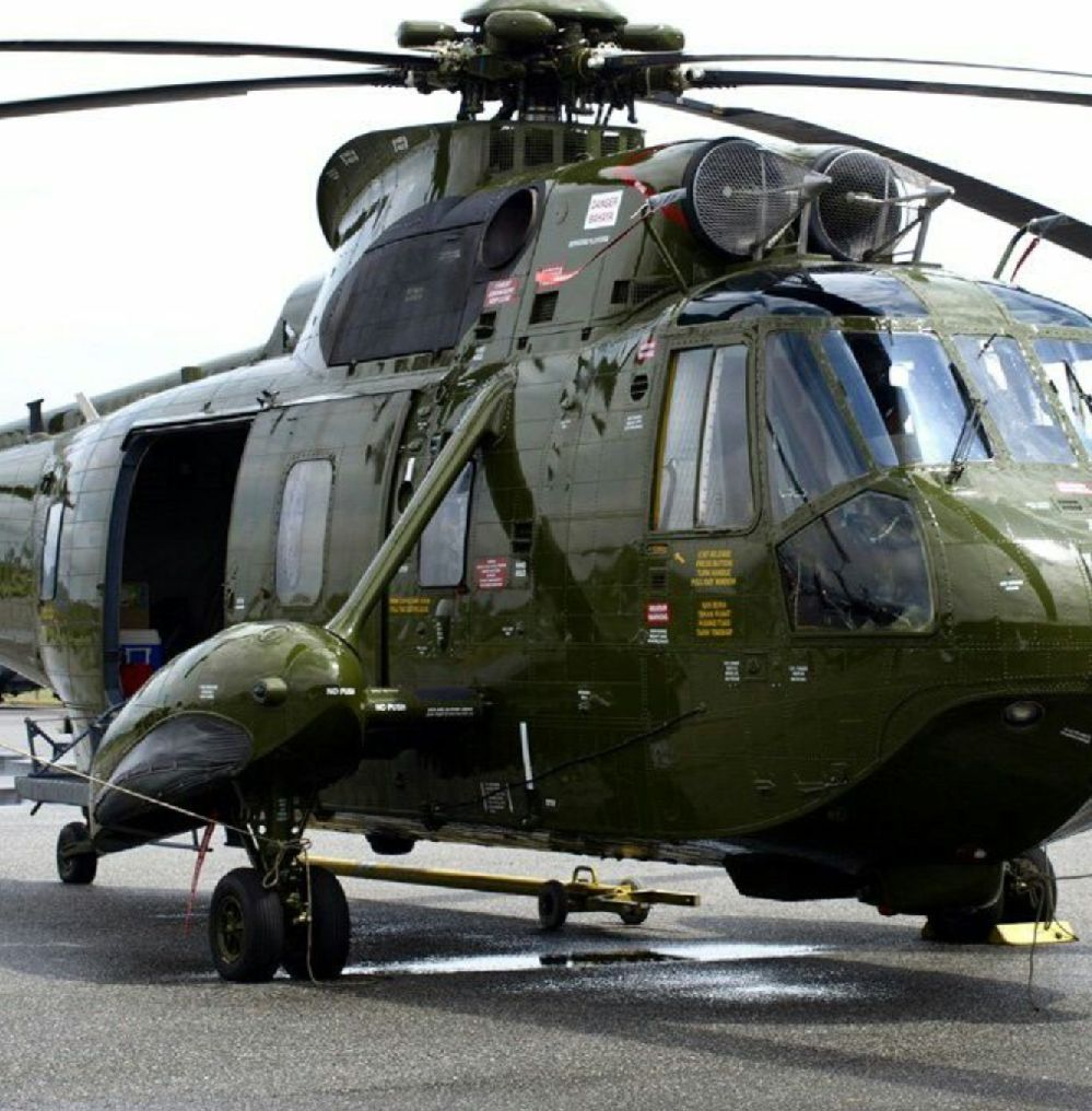 Army helicopters will be used to send urgent food supplies into rural Sarawak today.