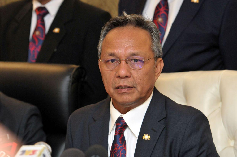 Umno hanya akan bertanding guna lambang dacing - MB Johor