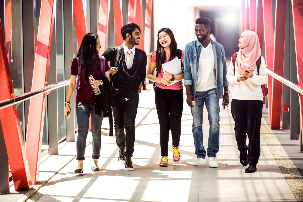 Sunway University offers a truly world-class education.