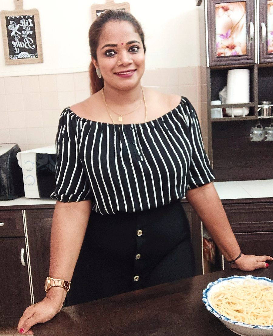 Sheena says interest in homecooked meals has never been higher, so she is doing her part to motivate her 254,000 followers and share simple recipes with them. — SHEENA HAIKAL