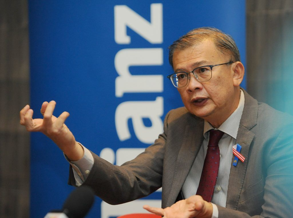 "Allianz Malaysia Bhd CEO Zakri Khir told StarBiz: ""For the next six months at least, the market will be extremely challenging for insurers because this phenomenon is unprecedented and we are in uncharted waters."