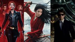 Marvel movies moved, 'Mulan' gets July date, 'Artemis Fowl' goes to Disney+