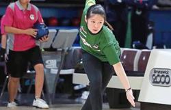 Sarawakian bowler Gillian still on the double despite virus