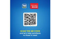 Donate to the needy with Touch 'n Go eWallet