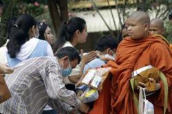 Cambodia to cancel New Year celebrations